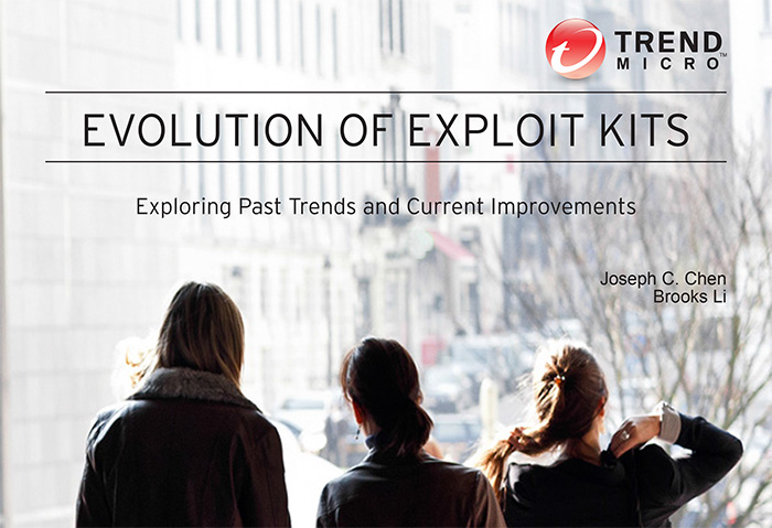 Exploit Kits: Past, Present and Future