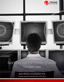 North American Underground: The Glass Tank