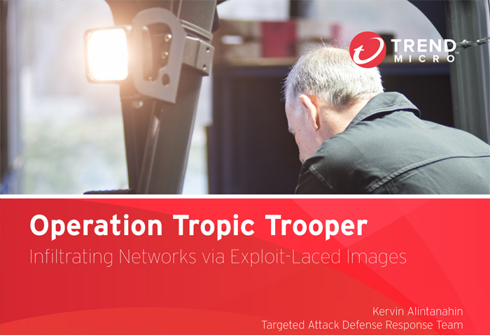 How Operation Tropic Trooper Infiltrates Secret Keepers