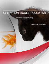 Operation Woolen Goldfish: When Kittens go Phishing