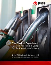 The GasPot Experiment