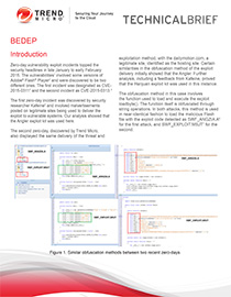 Bedep Technical Brief